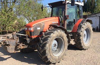 Kolový traktor Same Silver 130
